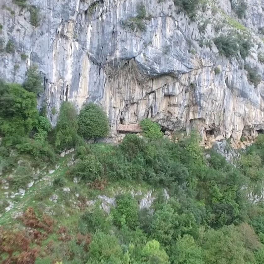 imagenes con drones Cantabria