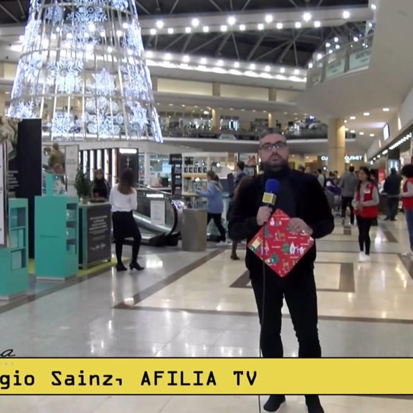 Campaña recogida Juguetes AFILIA