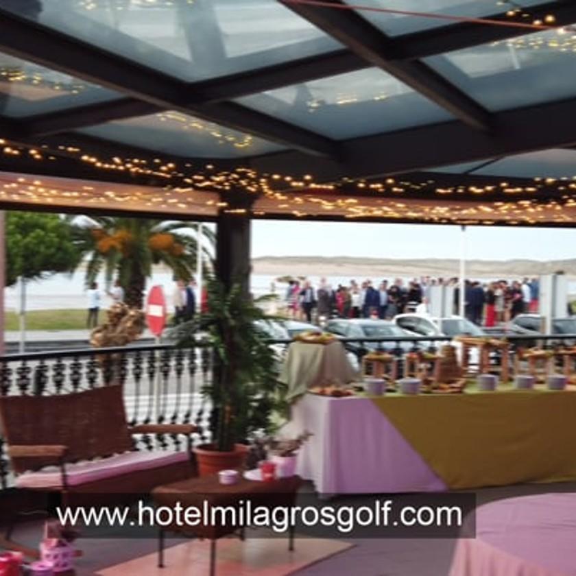Spot para cine del Hotel Milagros Golf